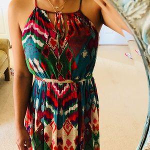 Anthropologie Printed dress